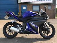 Yzfr125 2014may px why