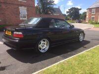 BMW M3 (E36) 3.2 Evolution Convertible