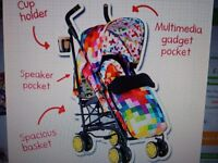 Cossatto Super Pushchair (from birth)