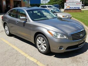 2011 Infiniti M37x AWD/Fully Loaded/One Owner/Navi/No Accidents