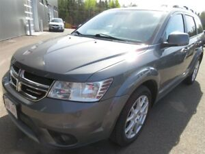 2013 Dodge Journey CREW- 7 PASS! BACK-UP CAM! ALLOYS! HEATED SEA