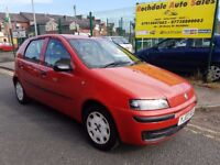 Fiat Punto 1.2 8v 5000000 Long MOT