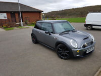 Mini Cooper S great condition for age, pulls like a train