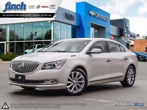 2014 Buick LaCrosse Leather LEATHER|SUNROOF|HEAD-UP DISPLAY|R...