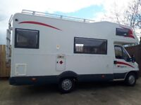 ***Motorhome ...6 berth....very good condition and superb driver