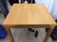 IKEA Extendable Dining Room Table- BJURSTA