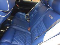 Vw Bora/golf seats
