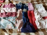 0-3 months baby girl bundle. GAP NEXT M&S