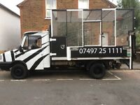 Same day service all waste/ rubbish removal household or commercial builders garden clearance