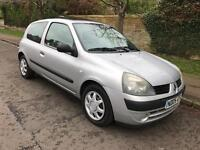 Excellent condition Renault 1.2 Expression 2005 49K