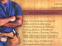 Handyman and gardening service