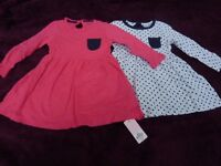 Brand New With Tags Baby Girl's Tops 18 - 24 months