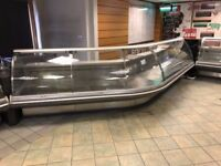 CATERING EQUIPMENT DELI SERVING COUNTERS