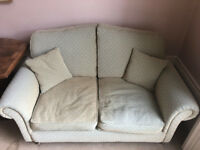2 Sofas, Double Bed, Chest of Drawers, Wardrobe