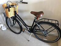 Women's vintage bike