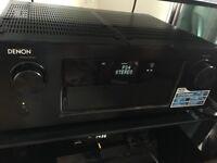 Denon AVR-3313 Audio Video Reciever