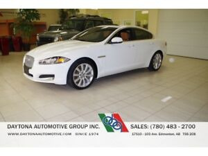 2013 Jaguar XF PORTFOLIO LOADED ONLY 62,000KMS!