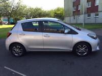 Toyota Yaris 1.4 diesel 65 plate, quick sale, bargain £5500