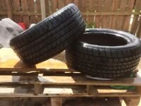 Tyres 205 50 15 NEW £30 EACH