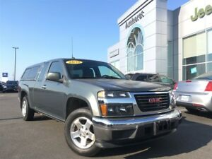 2010 GMC Canyon Auto, Extended Cab, Cap $93* BI-WEEKLY