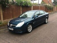 VAUXHALL VECTRA DESIGN 1.9 CDTI 2006, SPARES OR REPAIRS, STARTS AND DRIVES, PART EXCHANGE TO CLEAR