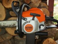 stihl petrol saw