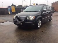 Fantastic Condition Chrysler Voyager 2.8 CRD Limited 5dr (2008)