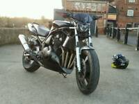 Open to swaps for 125 or gadgets Yamaha fazer 600