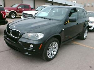 2010 BMW X5 PANORAMIC ROOF-DUAL DVD-M SPORT PKG