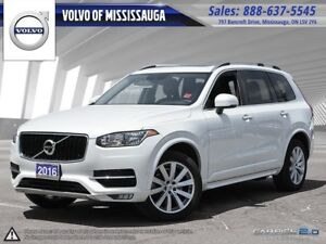 2016 Volvo XC90 T6 AWD Momentum from 0.9%-6Yr/160,000- PreOwned