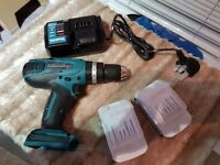 New Makita Drill Set Swap for phone/Gaming Console/Laptop/iPad