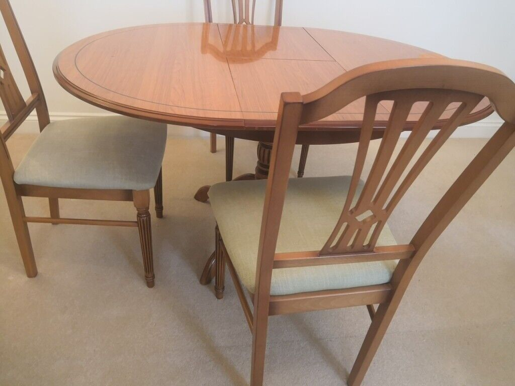 Dining Table 4 Chairs In Putney London Gumtree