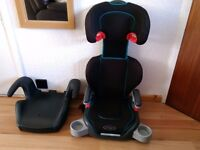 Graco child seat booster £25 with 1 more extra for free