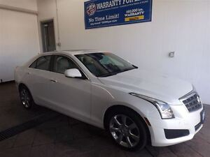 2013 Cadillac ATS TURBO LUXURY COLLECTION AWD LEATHER SUNROOF