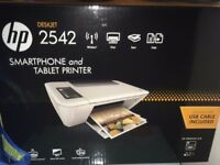 Unused HP 2542 Smart Phone and Tablet Printer for sale