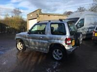 Mitsubishi shogun pinin breaking for spares