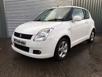 2007 SUZUKI SWIFT 1.5 HATCHBACK *** FULL YEARS MOT ***