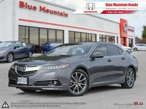 2017 Acura TLX V6 SH-AWD Elite Package - Demo