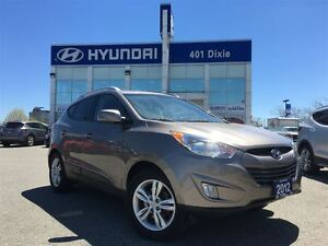 2012 Hyundai Tucson GLS|LEATHER SEATS|HEATED SEATS|ALLOYS