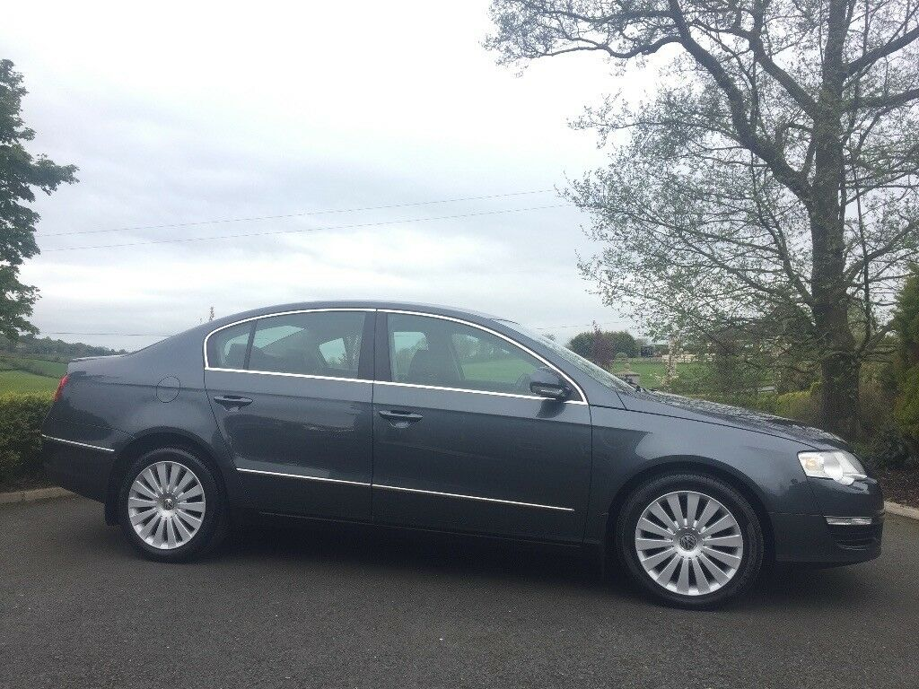 **VW PASSAT HIGHLINE 2.0 140 BHP** FULL HISTORY