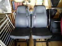 Chairs for van / camper / car