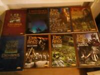 LORD OF THE RINGS RULES BOOKS