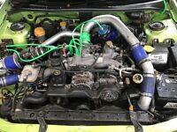 Subaru impreza project