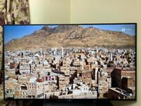 """Sony Bravia 55"""" inch 4K Tv KD-55XD8599 LED Smart android in brand new cond not samsung lg panasonic"""