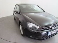 VOLKSWAGEN GOLF S TDI (black) 2012