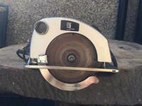 Power Base mains electric circular saw