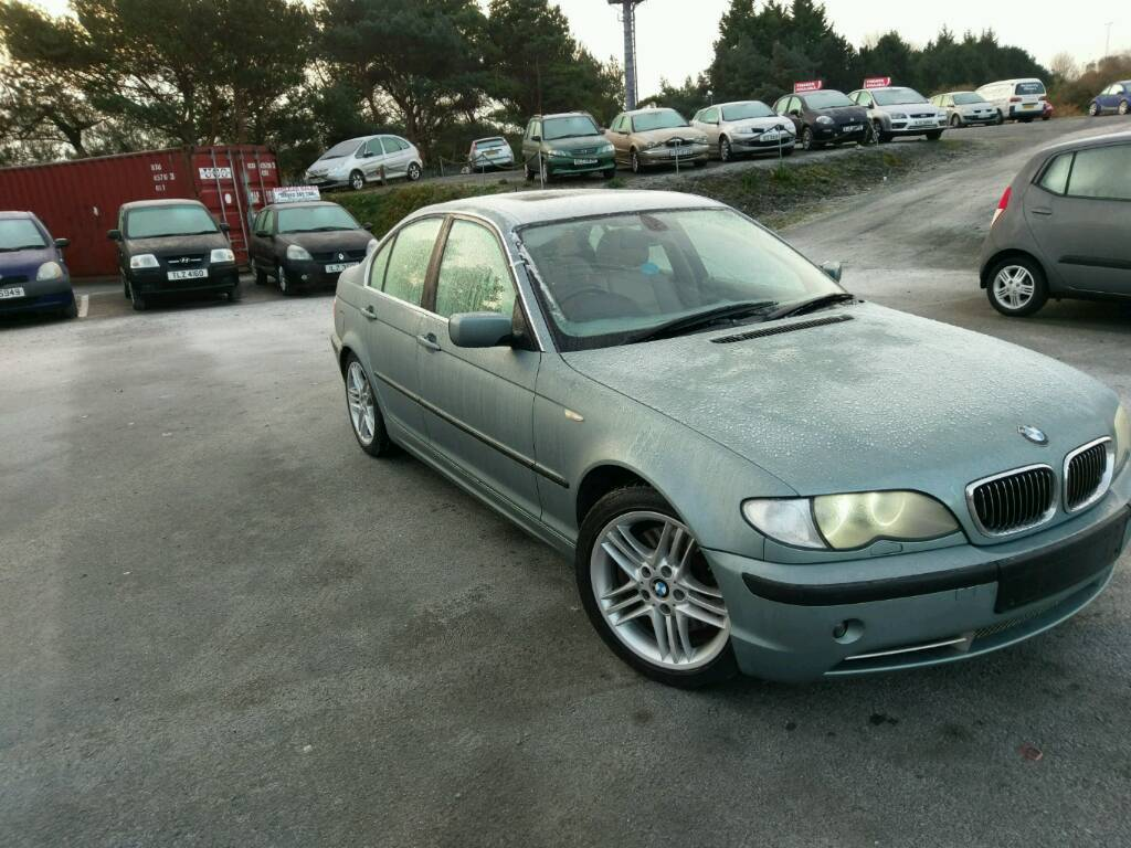 BMW 330I MANUAL 2002