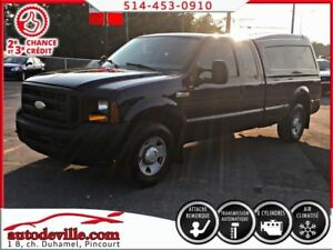 2007 Ford Super Duty F-250 XL  FINANCEMENT DISPONIBLE