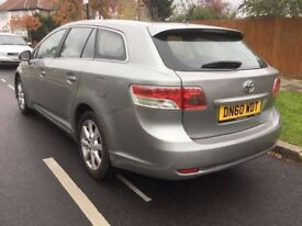 Toyota avensis 2011 Only £3295