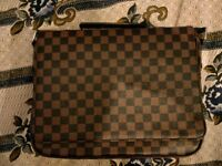 Almost new Unisex LV style messenger bag